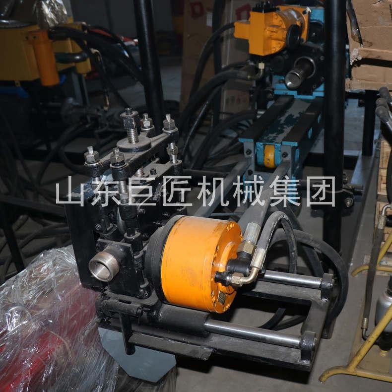 巨匠供应金属探矿钻机 KY-250 全液压轻便探矿设备
