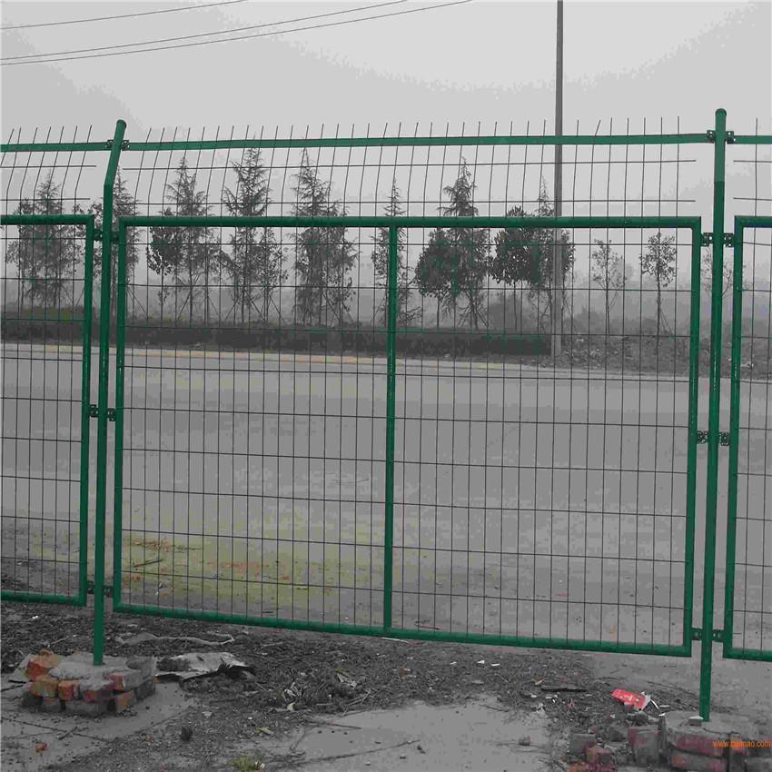 框架护栏网 价格合适 浸塑防护围栏网 公路框架围栏