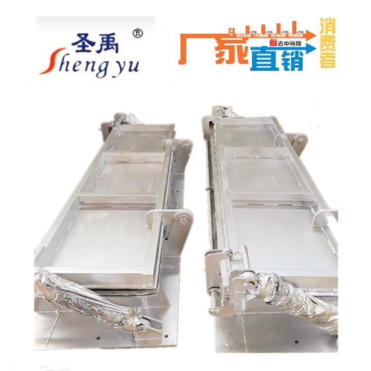 门式水力冲洗系统专业制造 品质保证 河北圣禹调蓄池门式冲洗设备