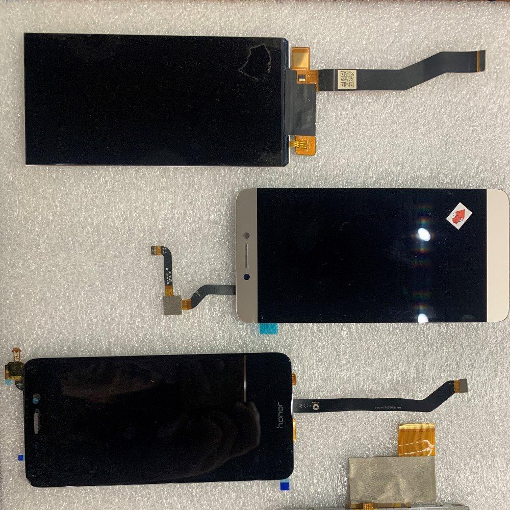 华强北回收手机模组 手机显示屏 尾货返修机器