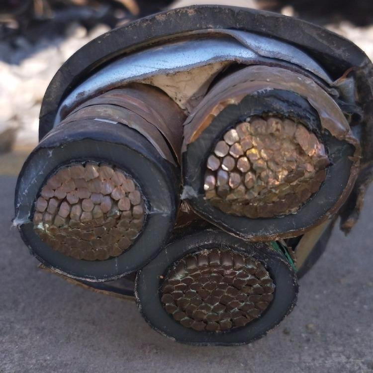 短电缆回收-四万三折合废铜回收-全新电缆收购