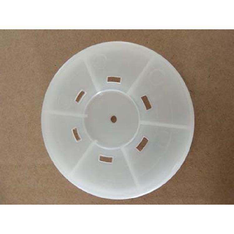 艺达双十二活动厂家定制65白色热熔垫片 PE热熔垫片价格优惠