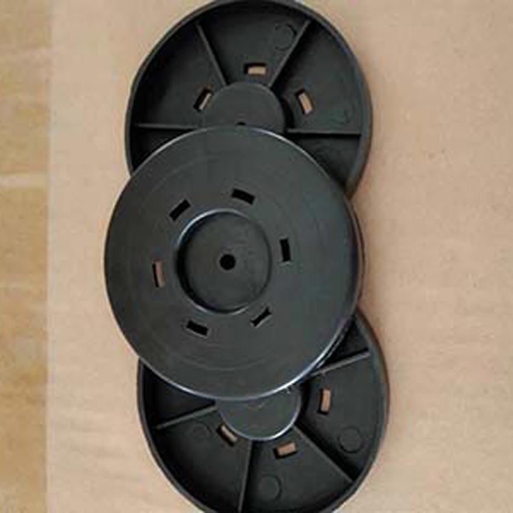 艺达厂家直销65白色热熔垫片 PE热熔垫片价格优惠