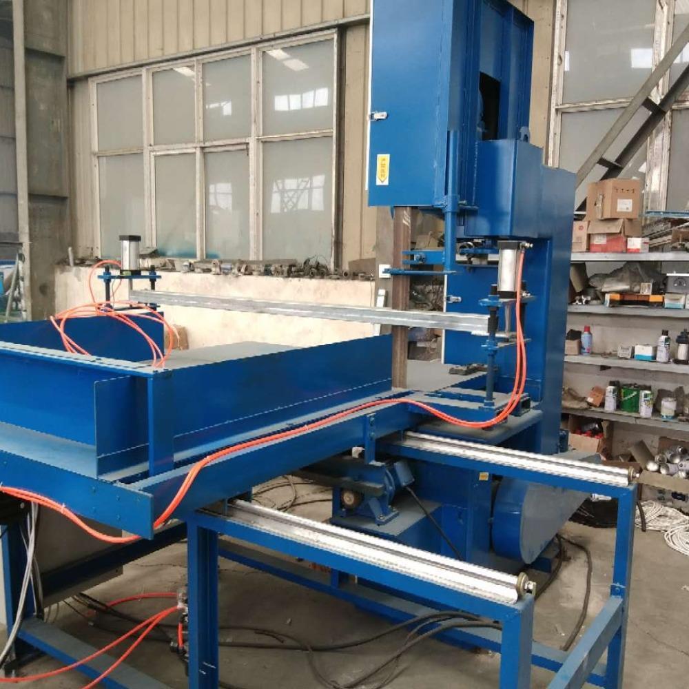 建昌造纸带锯切纸机-对开裁纸机-刀切纸机造纸设备厂家直销