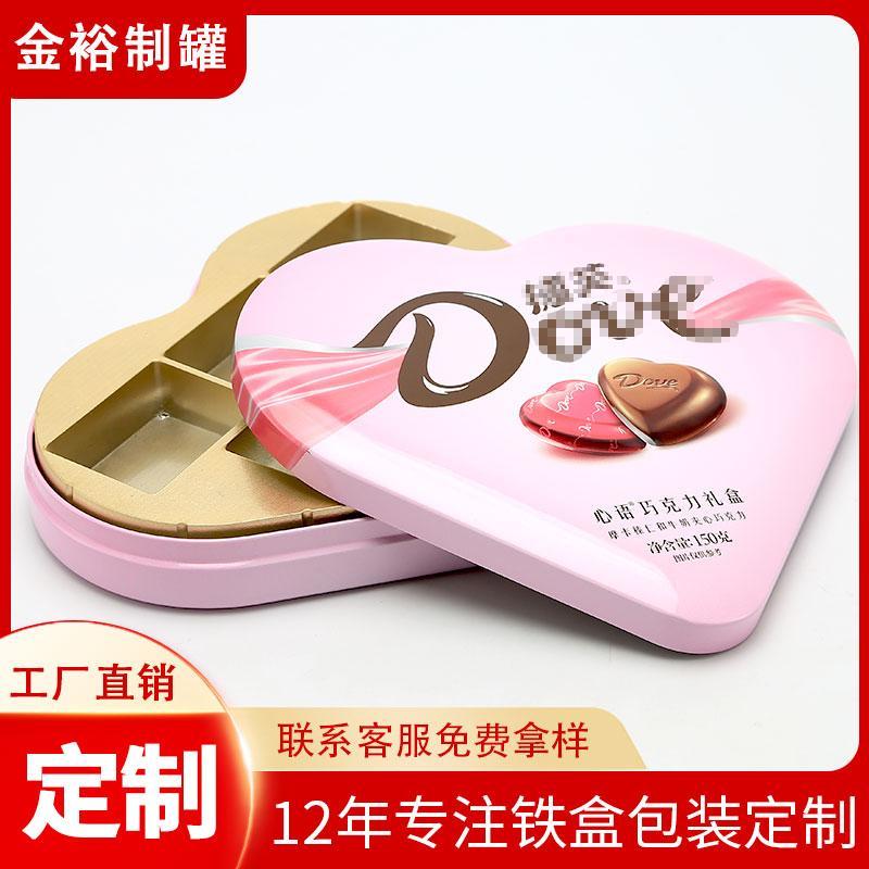 厂家直销小糖果盒 精美卡通异形磨砂浮雕金属小铁盒铁罐加工厂