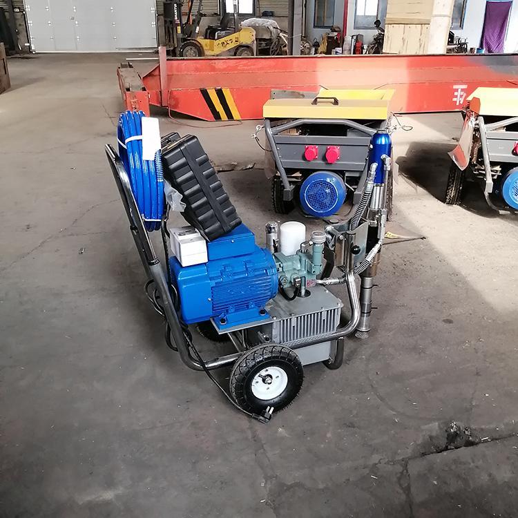 全自动小型腻子粉喷射机 高压砂浆喷涂机 高品质 厂家直销