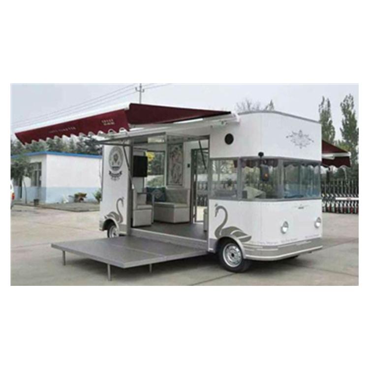 同创移动店车厂家直销电动餐车种类 可满足定制
