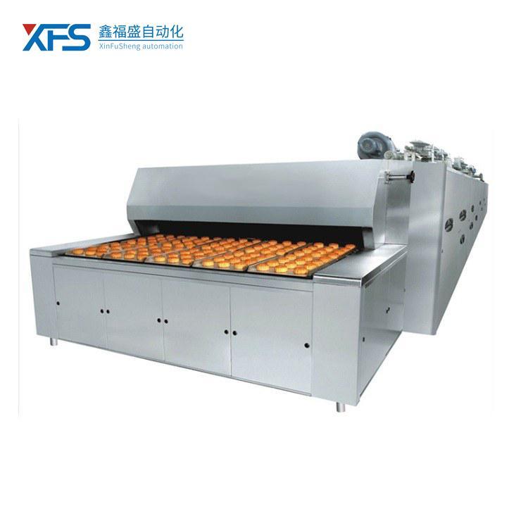 鑫福盛厂家直销-高温隧道炉设备-生产线隧道炉定制