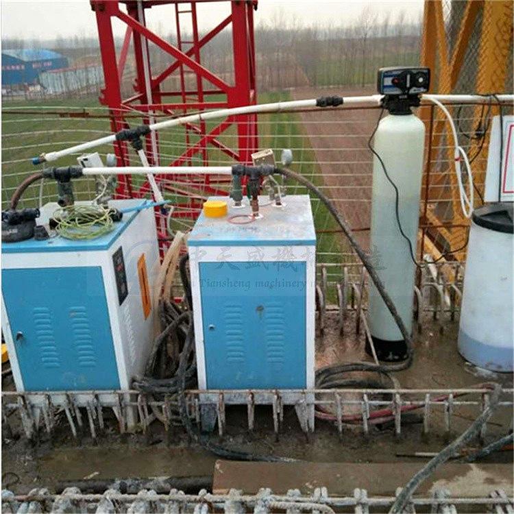 36KW电加热混凝土养护器 甘肃天水 混凝土构件蒸汽养护器
