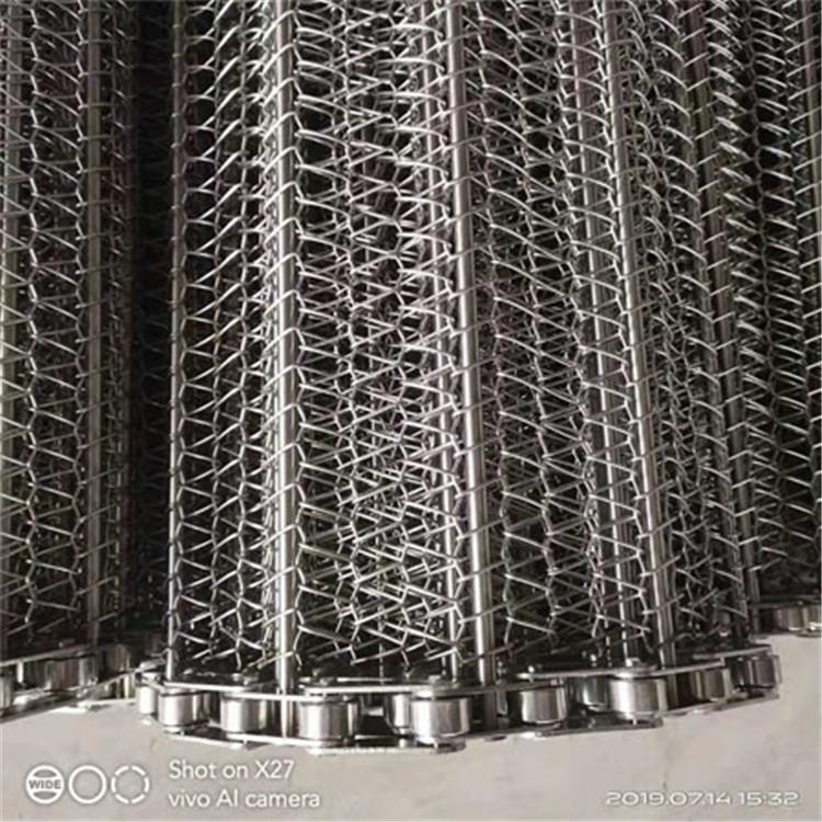 不锈钢网带 烘干机网带