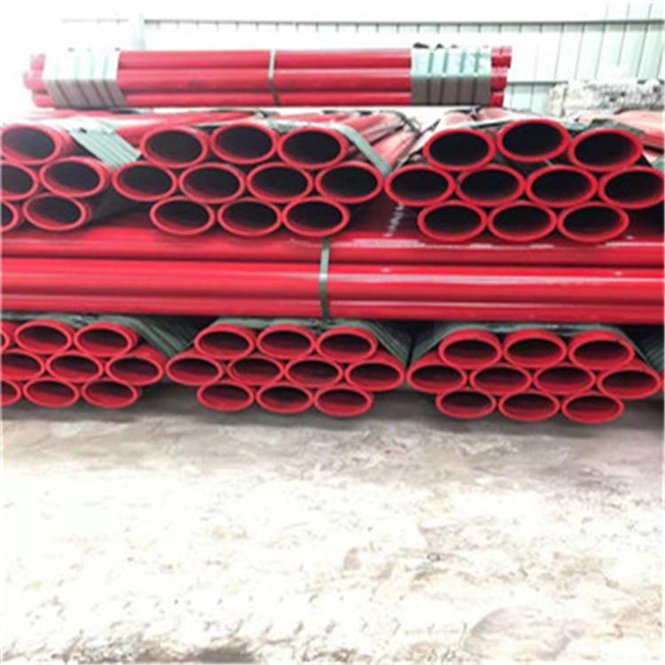 混凝土输送车泵管 地泵管 鸣瑞专业生产 品质保障