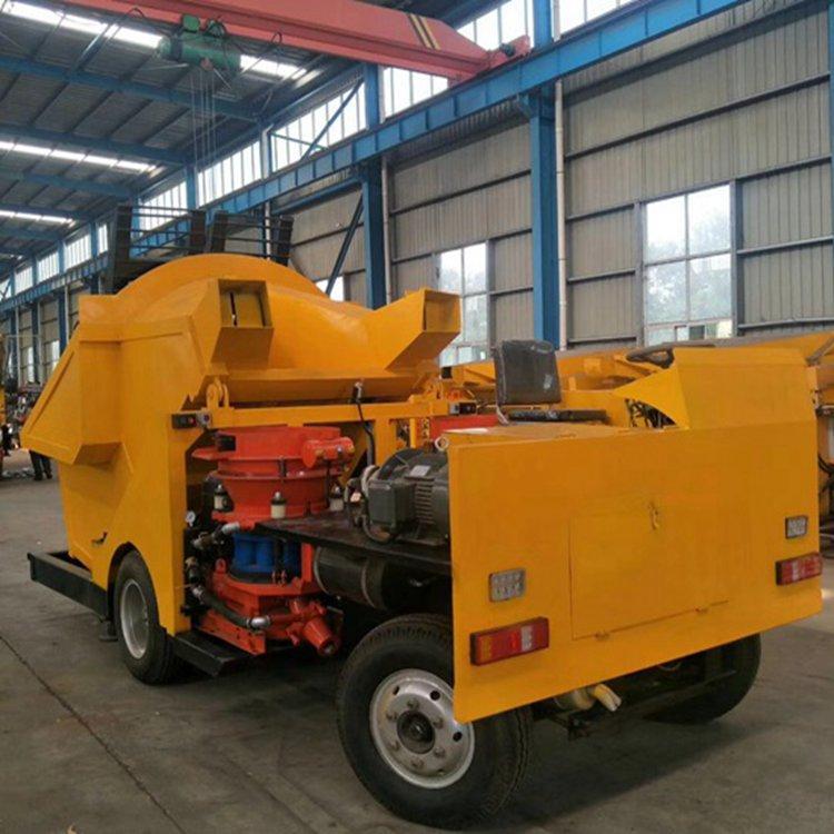 贵州黔西南 混凝土干式喷浆机 车载式喷浆机