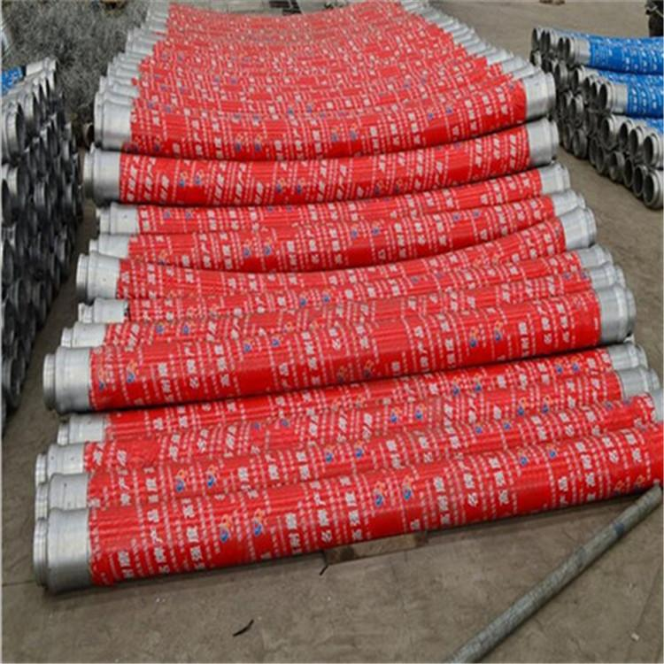 厂家直销DN125-3米橡胶软管 双头橡胶软管 品质保障