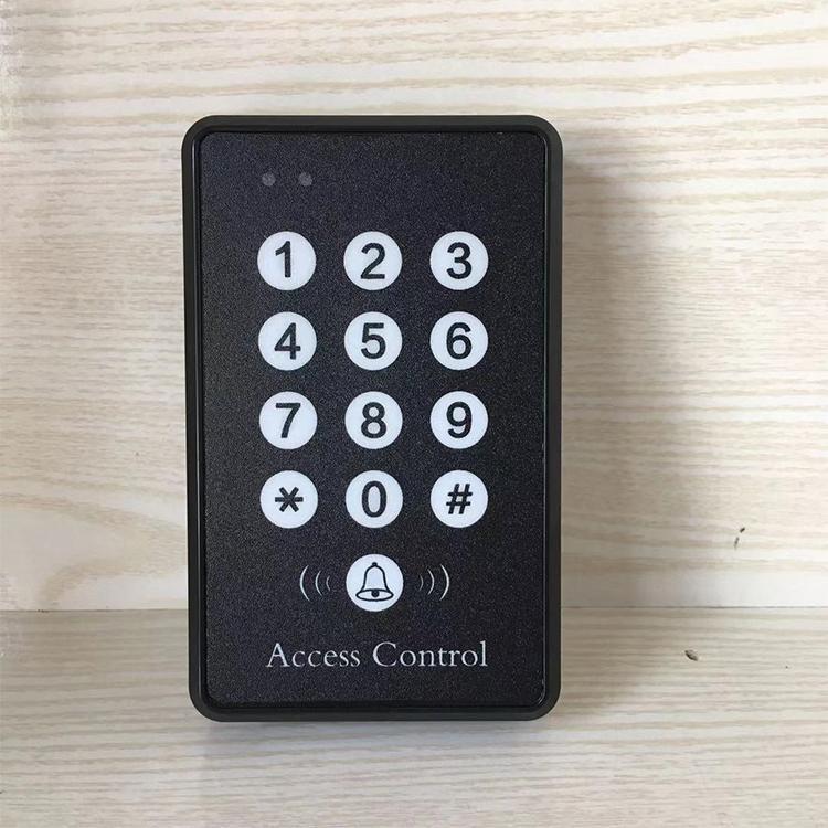 刷卡 非考勤密码门禁一体机 电子门禁系统整套装 安装 登云门业
