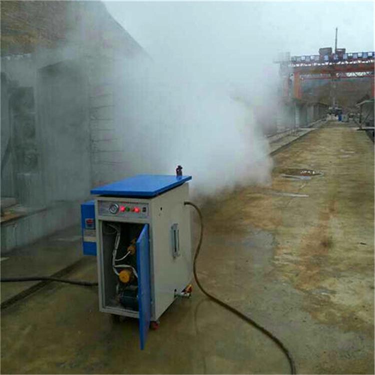 全自动蒸汽养护器 河北承德 涵洞养护蒸汽养护机