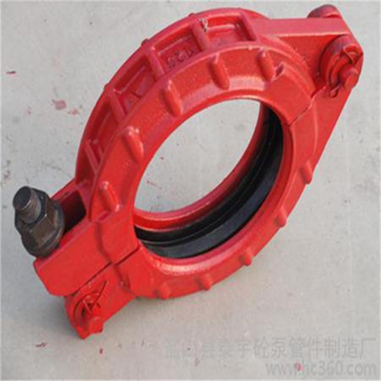 铸造管卡 锻造管卡 量大优惠