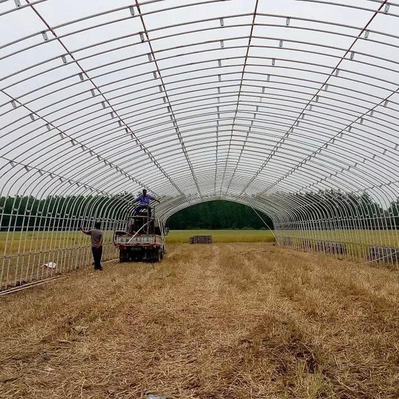 凯盈直销 温室大棚骨架 简易单体农用养殖大棚单体骨架