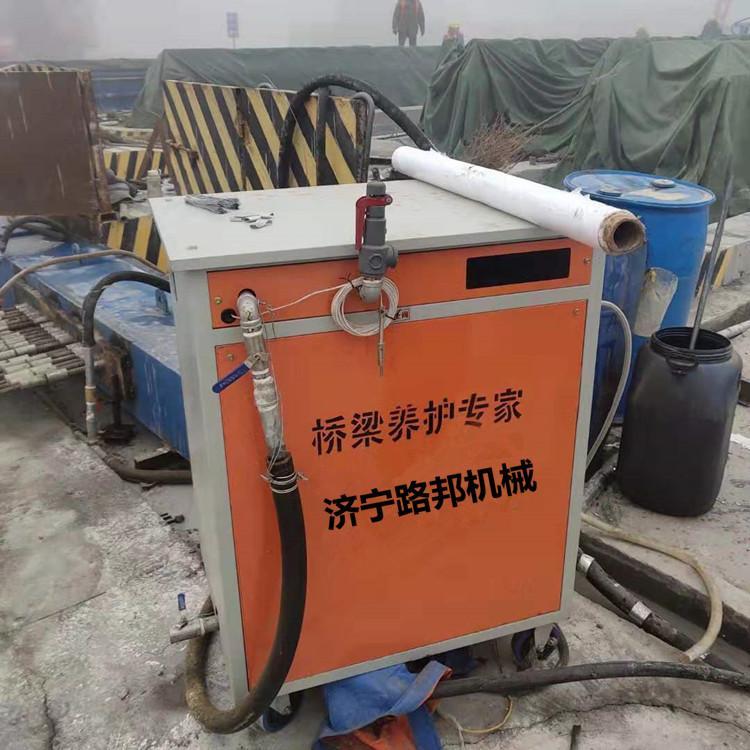 路邦机械小型电加热蒸汽发生器 全自动蒸汽发生器 24KW混凝土养护机生产厂家