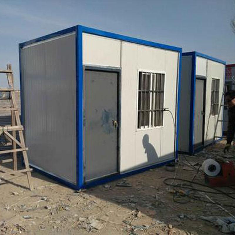 招和直销 集装箱板房 活动板房 简易房 组装房阳光房 隔热移动 改装保温集装箱活动房