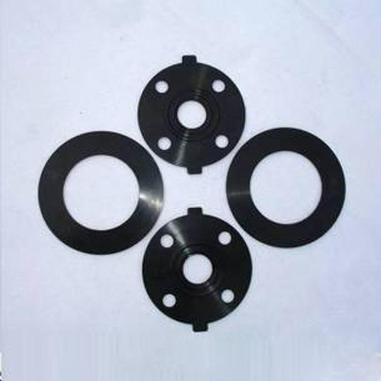 厂家直销橡胶垫片 防震 防滑橡胶垫 密封圈 黑色圆形橡胶垫片