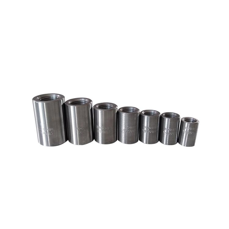 河北中景钢筋直螺纹连接套筒墩粗套筒厂家直销质量可靠