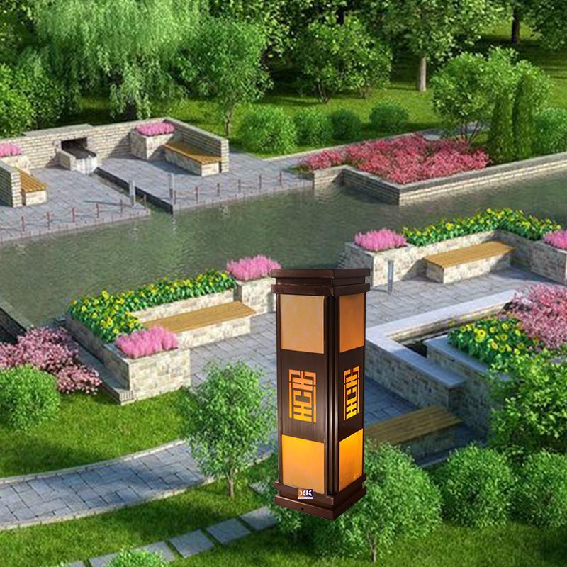 户外花园草坪灯厂家 兴凯支持定做led草坪灯