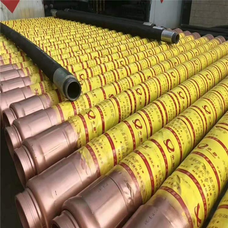 河北鸣瑞管道厂家直销泵车高压胶管 布料机软管