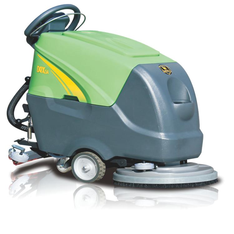珠海诺贝手推式洗地机BT X5 全自动洗地机 手推式洗地机 驾驶式洗地机 座驾式扫地机 发货速度快