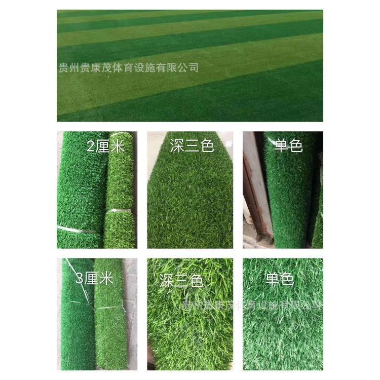 重庆足球场草坪围墙草厂家贵康茂体育设施品质保证