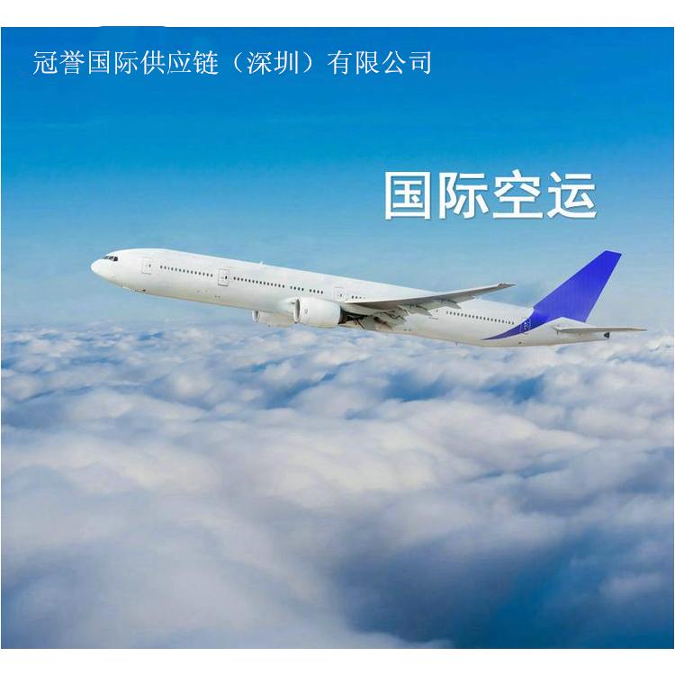 冠誉双清包税专线物流菲律宾到门价格空运专线美国空运
