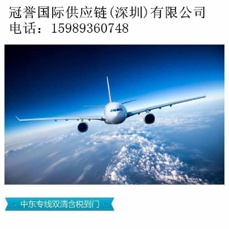 冠誉双清包税专线物流菲律宾到门价格海运美国空派FBA