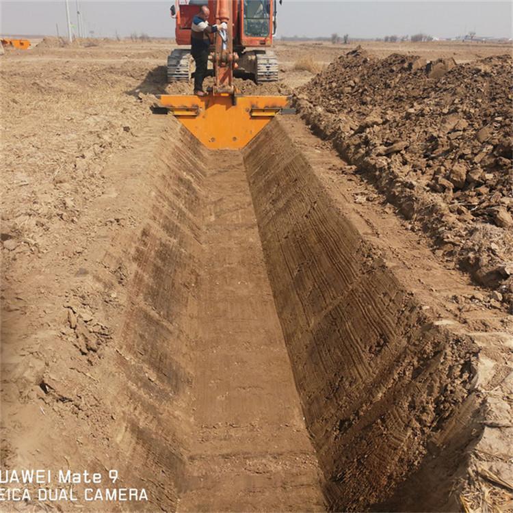 液压轮式可移动现浇混凝土修渠机 修渠机报价