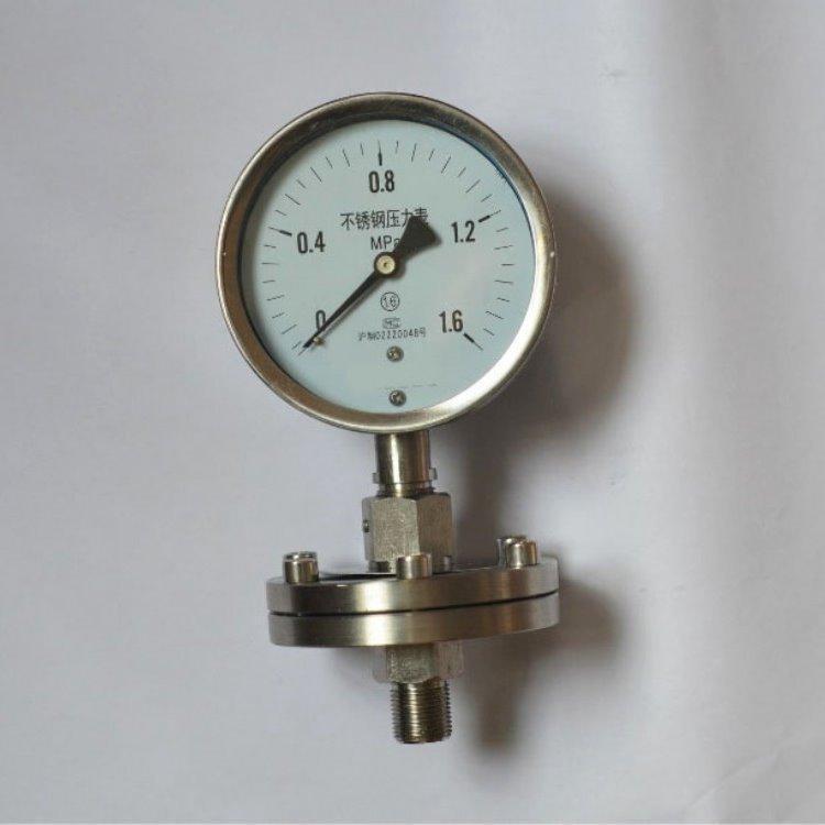 数字压力表 专业生产精密压力表 耐震充硅油压力表 安徽天康