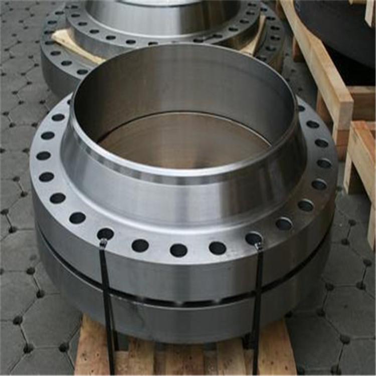 加工定制 碳钢带颈平焊法兰 国标高压对焊法兰 规格齐全