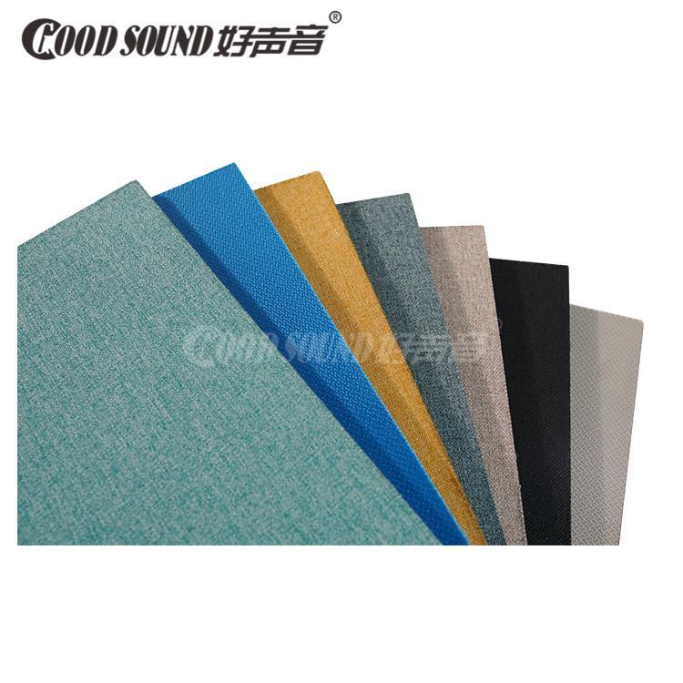 广州墙面装饰材料 高纤维隔音板 吸音板批发