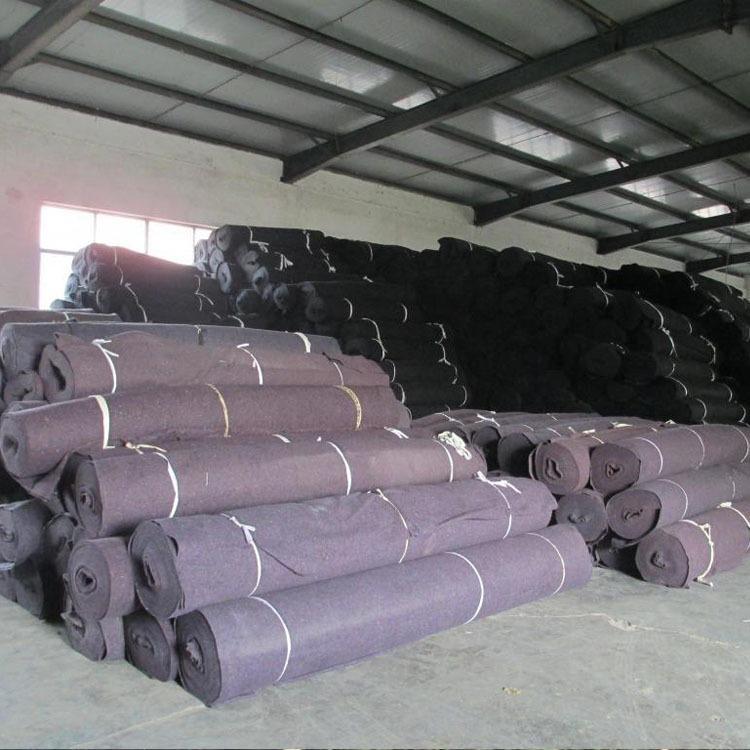 平步园林 土工布毛毡公路养护保湿种植防水防寒保温棉被家具包装大棚保温毯