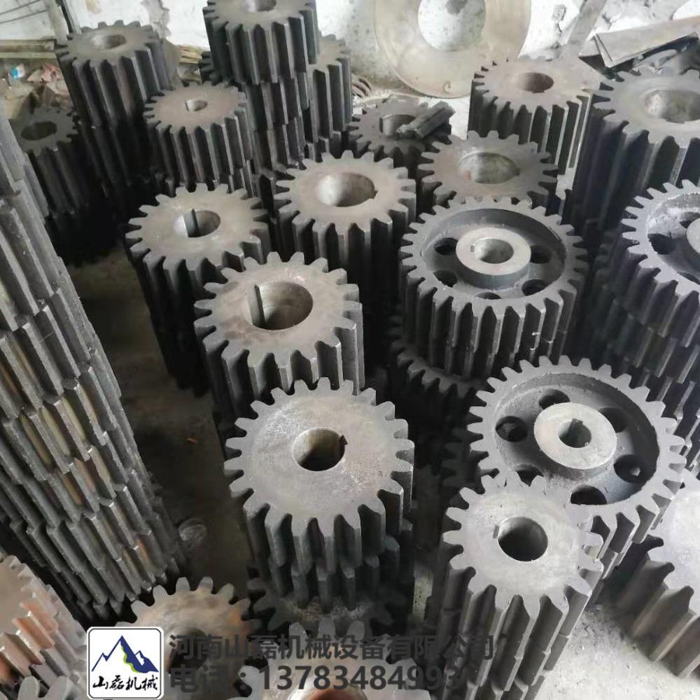 山磊机械小型球磨机联轴器橡胶八孔垫厂家1200*4500精益求精