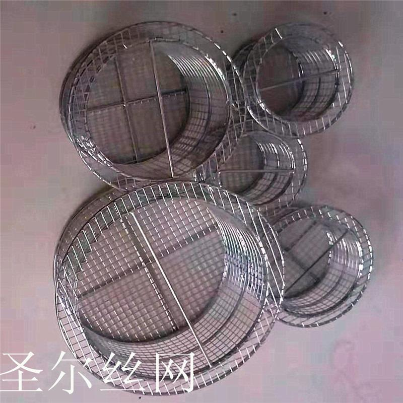 304不锈钢厨房水槽地漏 铸铁排水管地漏芯漏网可定做
