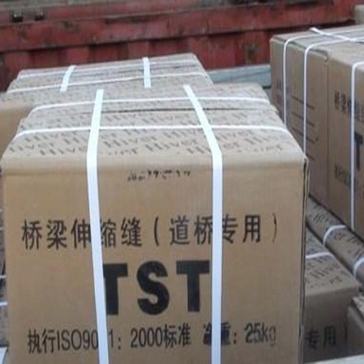 公路TST填充式伸缩缝 TST弹塑体无缝伸缩缝专业厂家生产直销