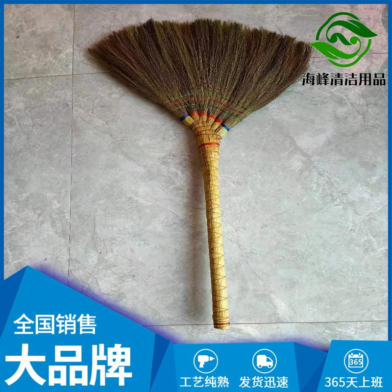 越南凤尾扫帚 厂家直销 海峰清洁用品厂 越南凤尾扫帚批发 好价格好质量