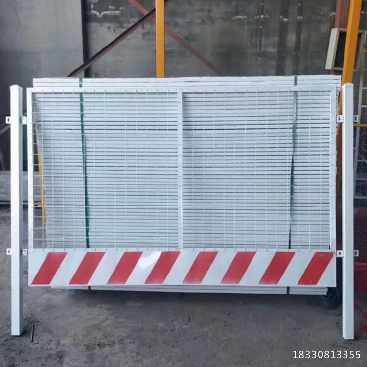 厂家直销基坑护栏工地建筑安全防护围栏泥浆池临时基坑护栏网