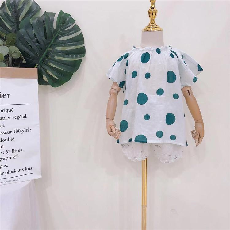 2020年夏装三个小孩一手货源 创意童套装 品牌折扣童装批发