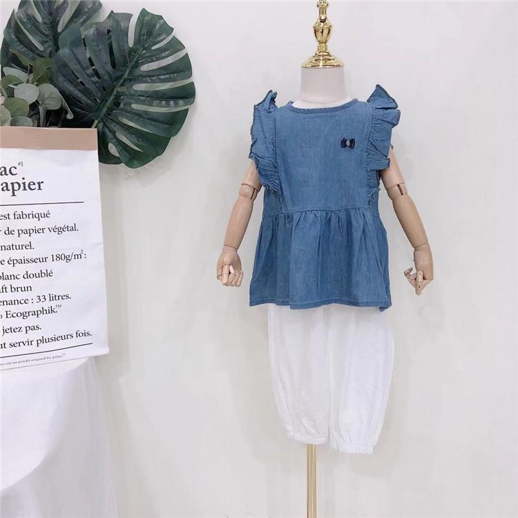 2020年夏装三个小孩童装批发网 童装品牌折扣货源 儿童品牌童装折扣店