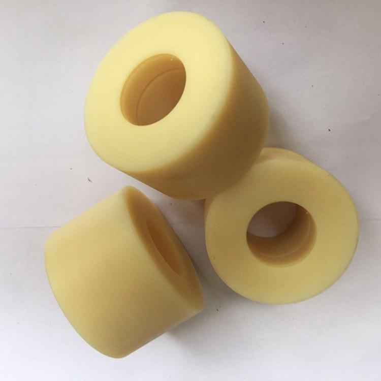 尼龙套 高耐磨性尼龙制品 MC尼龙轴套 河北衡水睿哲生产可制