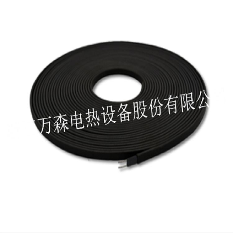 万森电热管道防冻电伴热带 自限温电伴热带 电伴热带专业生产