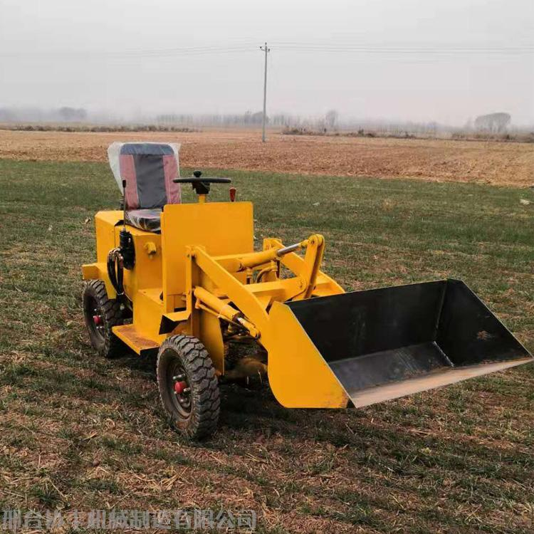 协丰机械 小型电动装载车 新能源环保电动铲车 养殖电动小铲车厂家