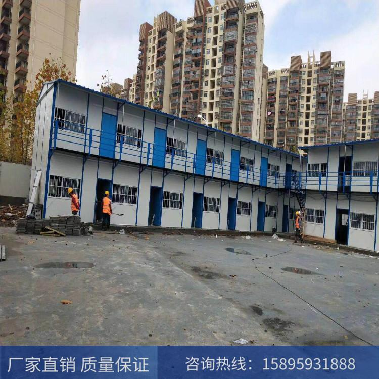 彩钢板活动房 江苏协众 彩钢板活动房安装 厂家直销 质量保证 价格优惠