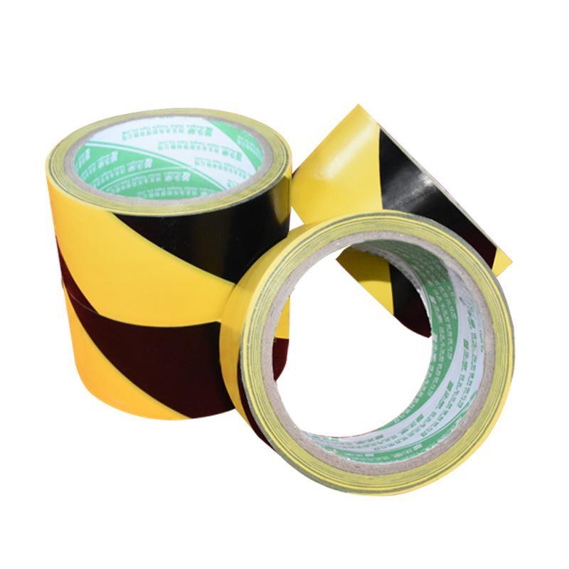 供应批发 优质PVC地板警示胶带 明发商贸大量出售