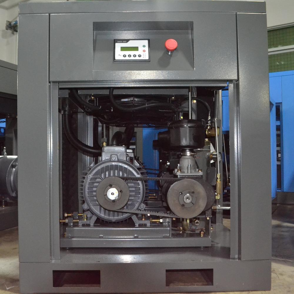 爱德福 HD-75空压机维修保养 同安低噪工频空压机 10P螺杆空气压缩机