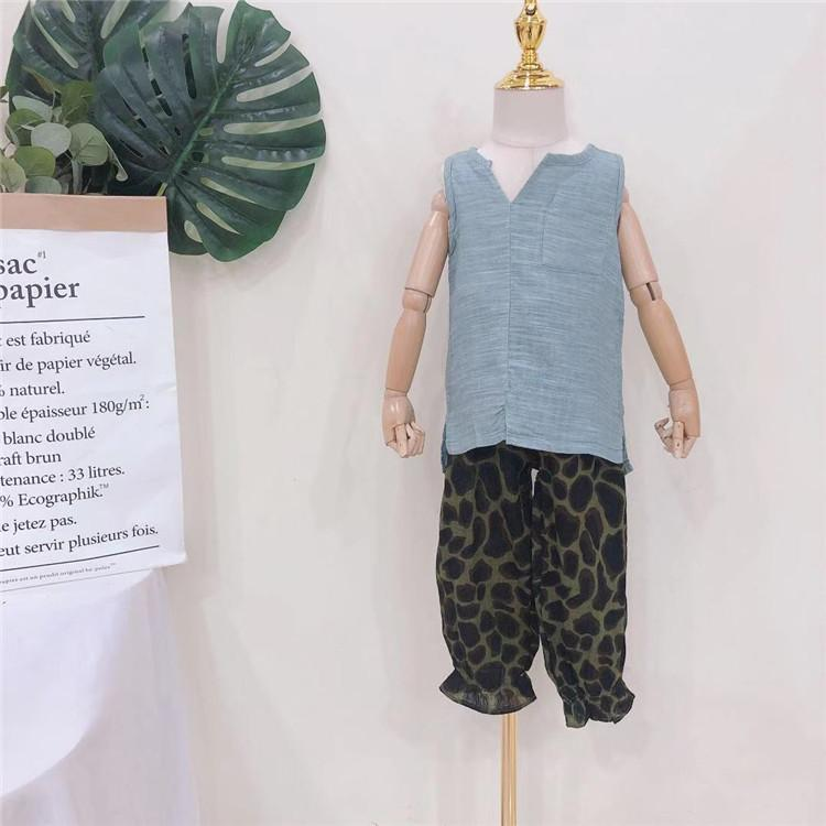 品牌童装2020年夏装三个小孩批发 品牌折扣童装进货渠道 童装品牌童装